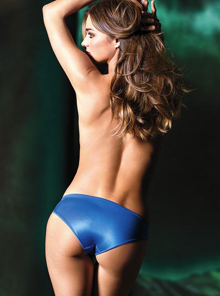 Miranda Kerr Panty And Nude Pics