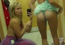 Amateur girls in thongs gallery