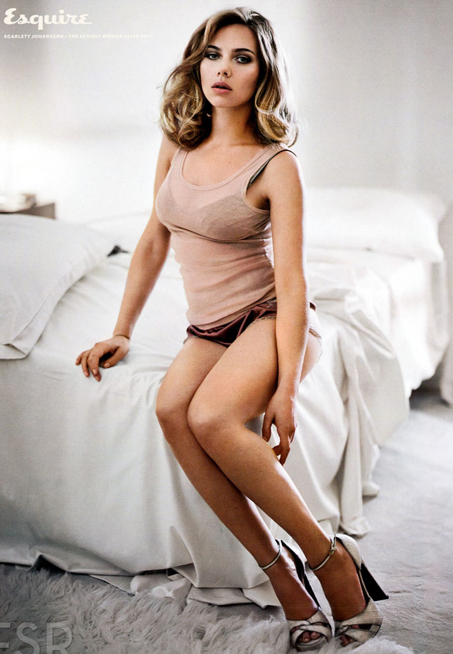 Girl With Her Sexy Cotton Panties