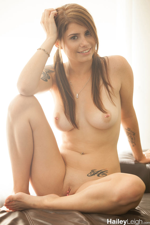 Nude big tits and tattoos